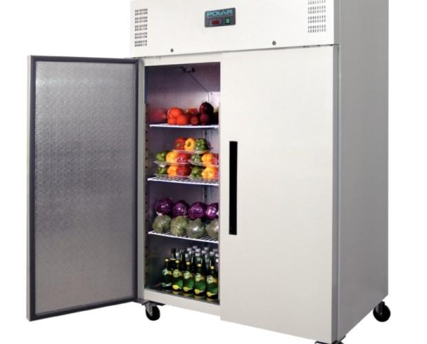 Refrigerador Polar. Doble puerta