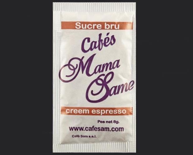 Azúcar moreno. Azúcar moreno. Caja de 500 sobres