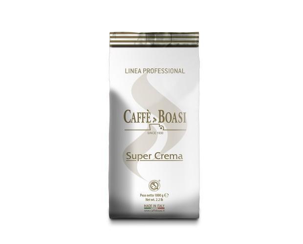 Caffé Boasi. Café en grano italiano Boasi, súper crema