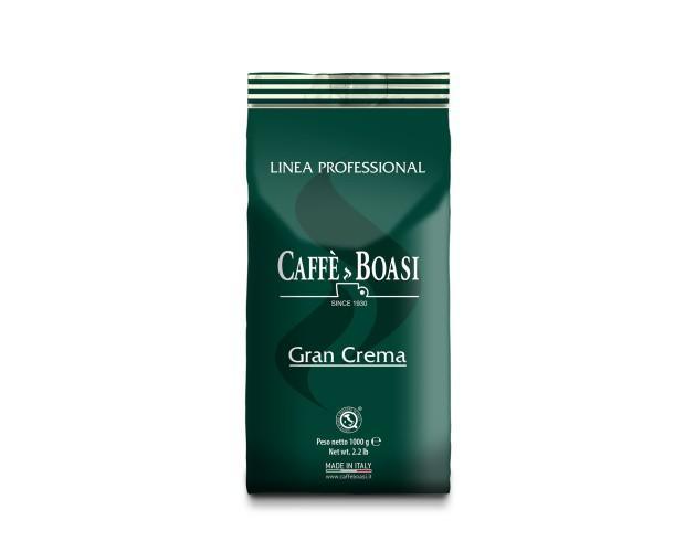Café para hostelería. Café ecológico en grano italiano gran crema