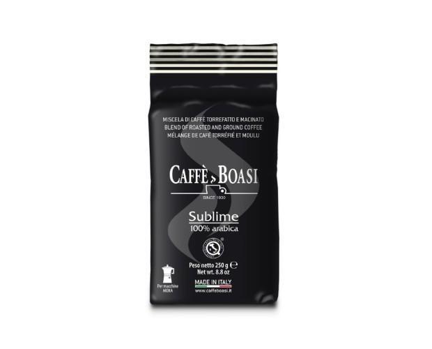Mezcla sublime. Mezcla de café abundante y acidez evanescente de gustos refinados