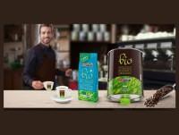 Variedad de café orgánico