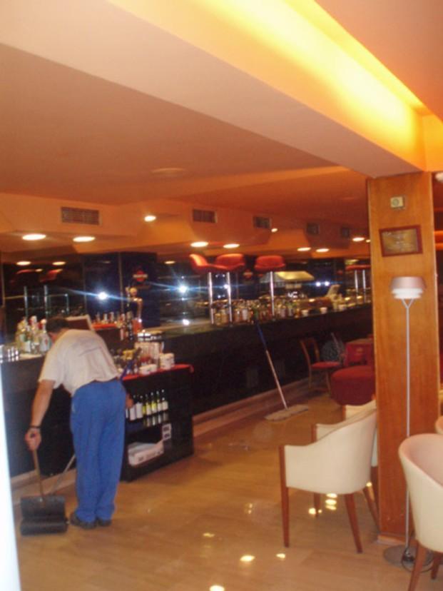 Limpieza hostelería. El mejor servicio para bares y restaurantes