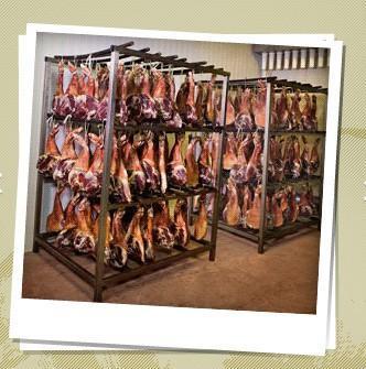 Carne de cerdo. Carne de cerdo, de ternera, de pollo y de pato