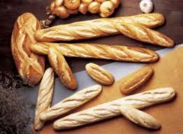 Pan. Pan congelado, baguettes, pinchos, chapatas, pistolas