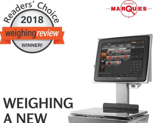 Mejor balanza BM5 ARM 2018. Premiada en 2 años consecutivos.
