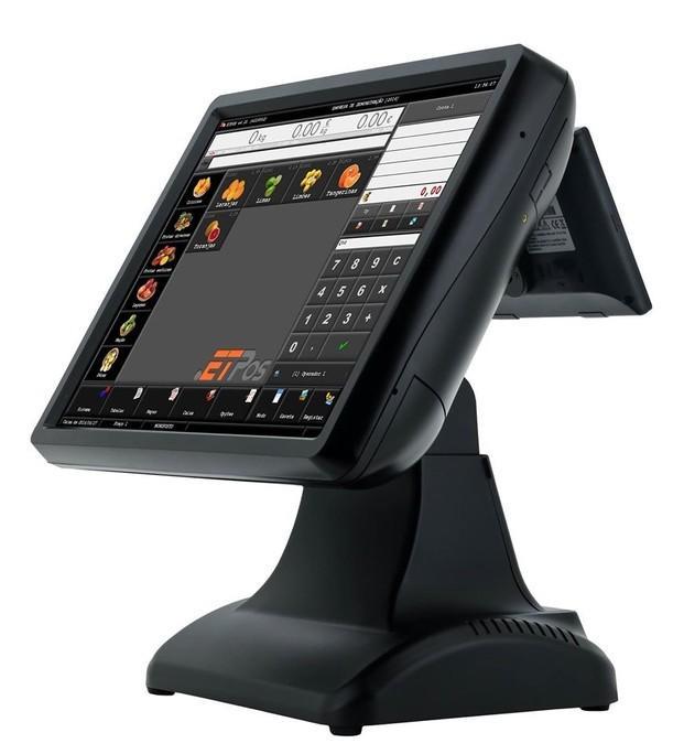 Cubee Tpv táctil. Ideal para Bares y Restaurantes. Software ETPos Pro.