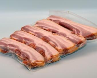 Lonchas de Bacon. Pack de 1Kg.