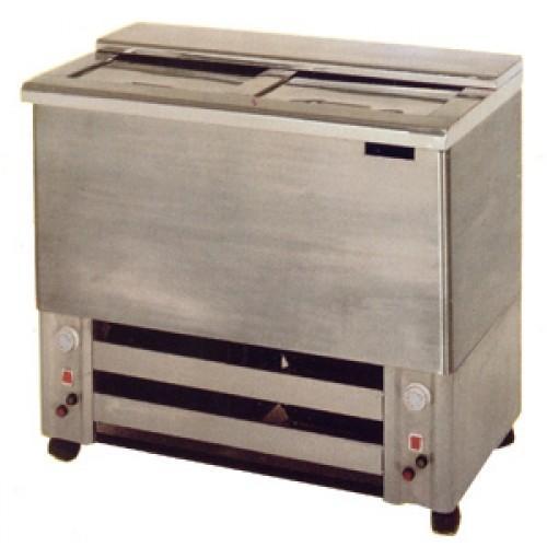 Granizadora/Horchatera. Fabricación de maquinaria industrial