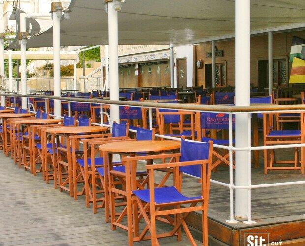 Mobiliario de Exterior.Mobiliario de exterior resistente, fabricado para terrazas, campings y jardines.