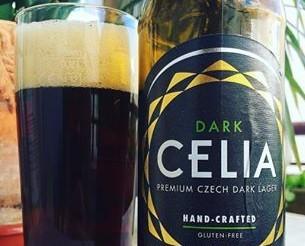 Celia dark. Para los amantes de la buena cerveza