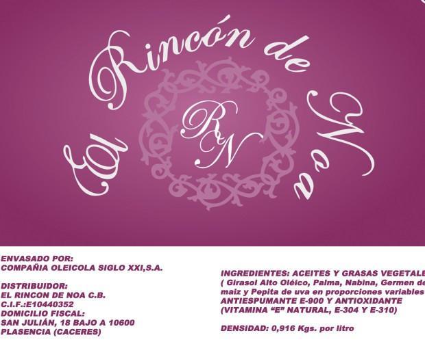 Aceite de Oliva Gourmet.Aceite Alto rendimiento, especial hosteleria
