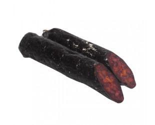 Embutidos Ibéricos. Morcilla Ibérica. Piezas de 800 a 950 gramos Aprox.