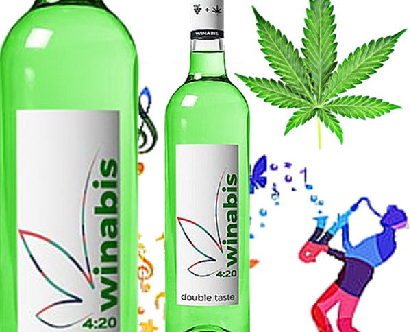Vinos. Vino Dulce. Vino y Cannabis la combinación más sorprendente