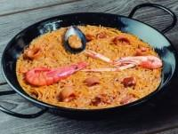Paella gourmet