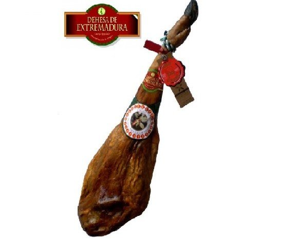 Jamon bellota DO CHICO. Jamón de Bellota Ibérico D.O. Dehesa de Extremadura de pata fina certificada con la Denominación de Origen Dehesa de Extremadura. De una excepcional calidad y procedente de los mejores cerdos ibéricos