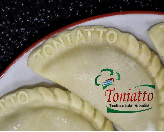 Empanadas Congeladas. La mejor calidad, las empanadas Toniatto se venden congeladas