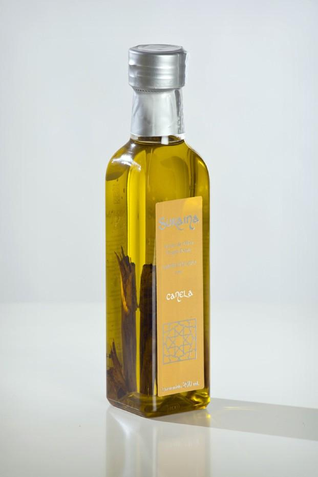 Aceite de Canela. Aceite de oliva extra virgen