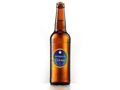 Cerveza Estrella de Asturias. Cerveza artesanal asturiana premium