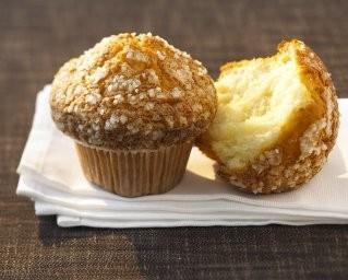 Muffins. Bollería americana, natural y chocolate