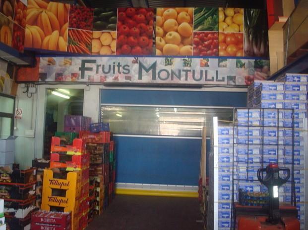 Proveedor de frutas. Variada gama, nacionales e importadas.