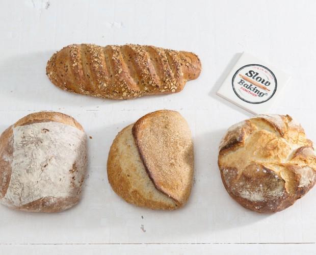 slow baking. Especialistas en panes de masa madre de cultivo.