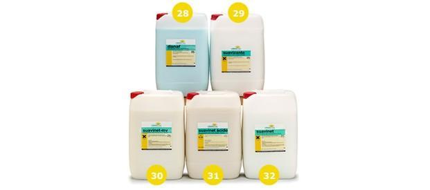 Productos de Limpieza. Especialistas en detergentes.