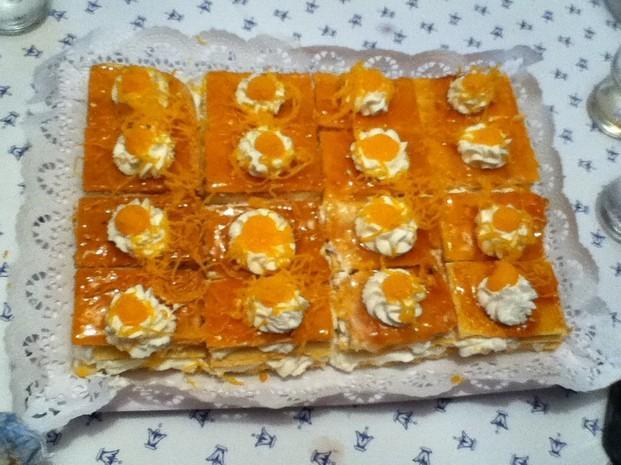 Exquisitas Tartas. San Andrés