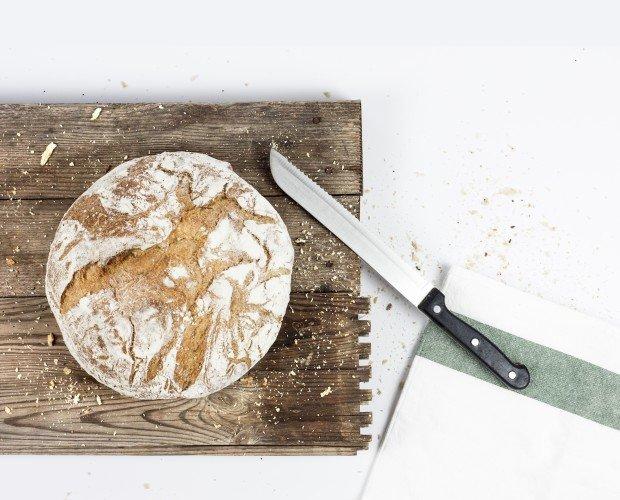 Pan artesanal. Pan del día artesanal