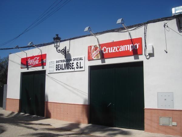 Bealmose. Distribución de bebidas