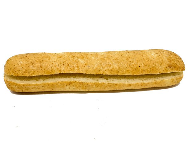 Pan sin Gluten.Exquisito pan frankfurt