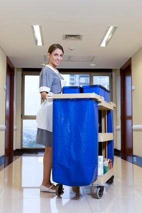 Limpieza de oficinas y despachos. Abrillantado de suelos
