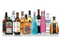 Variedad de licores