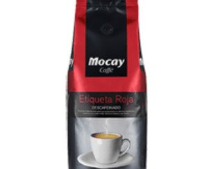 Etiqueta Roja. Café descafeinado