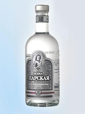 Vodka premium. CZAR´S Y ZVER, el vodka del Zar