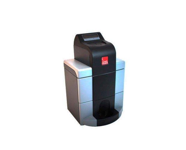 Recolector de Monedas. Cómputo automático de monedas, optimice las cotas de administraciónde su negocio