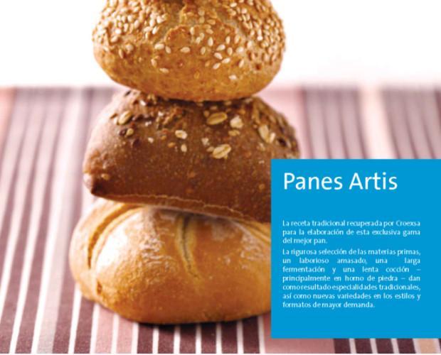 Pan Artis. Receta tradicional