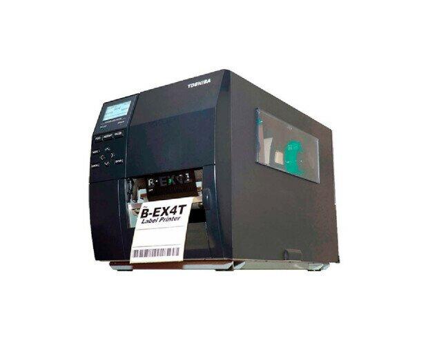Toshiba-B-EX4T1. Es una gama superior de impresoras industriales con precio de gama media