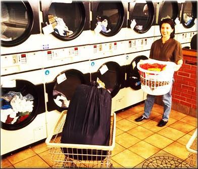 Lavandería Industrial.Maquinaria moderna con trabajo artesanal.