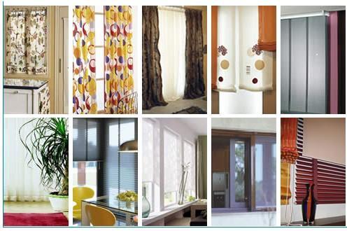 Textil para hostelería. Cortinas de todos los tamaños y diseños