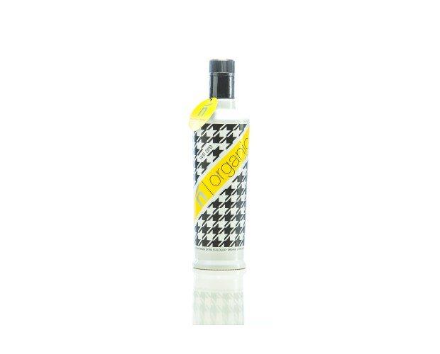 Aceite de Oliva Ecológico.Un AOVE ecológico, fino, armónico y elegante