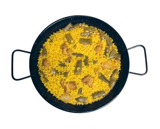 Paellas Precocinadas.Receta tradicional