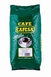 CAFESA en grano. Café natural en grano 2 kg