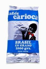 Café Carioca natural. Café natural en grano, 1kg