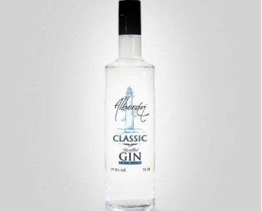 Alborán Gin Classic. Excelente calidad