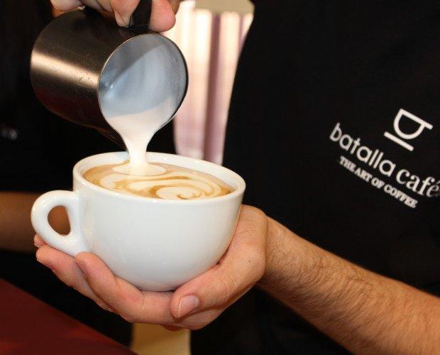 batalla-cafes. Batalla Cafés - The Art Of Coffee
