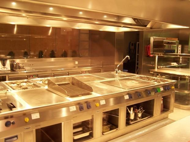 Cocinas industriales. Cocinas industriales, todo a medida