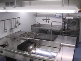 Instalaciones para cocinas