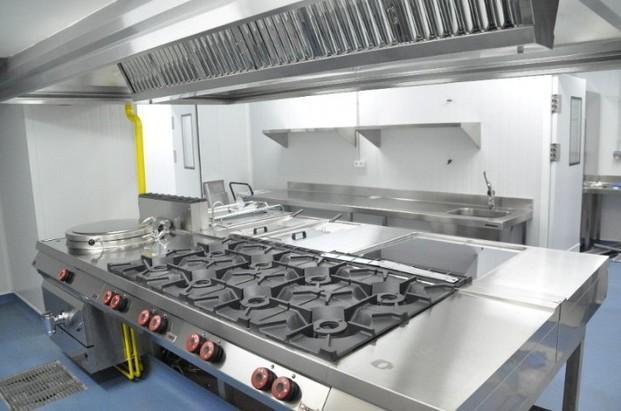 Reparación de cocina. Mantenimiento y reparación de cocinas industriales