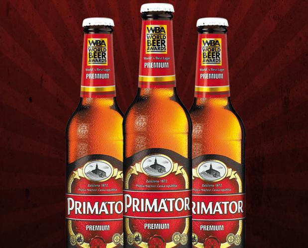 Primator. Cerveza checa